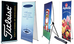 banner display rollup